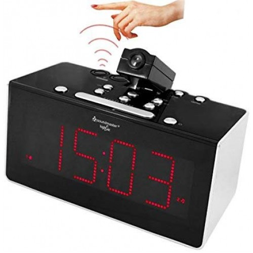 Soundmaster highline FUR6005 - pulksteņa radio