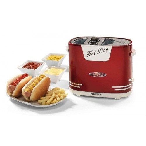 Hot Dog Maker Ariete Party Time 186